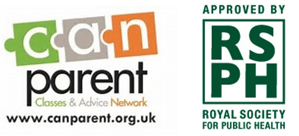 CANparent and RSPH logos
