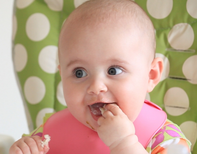 healthy eating right from the start