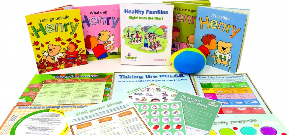 Parent toolkit on display